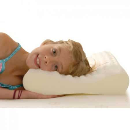 family pillow junior 4 8 years old chiroshopping With best pillow for 8 year old