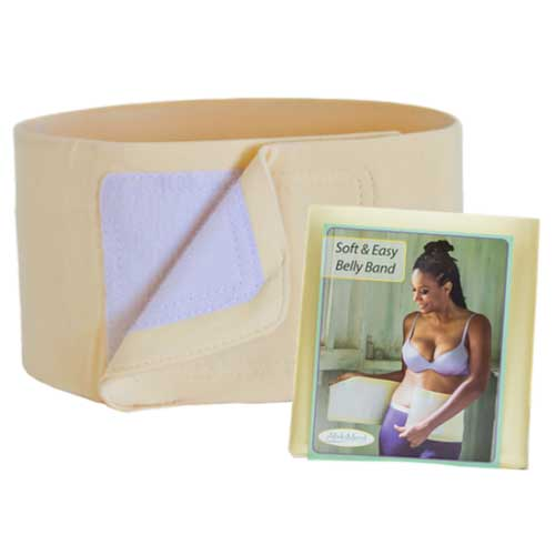 Diy Pregnancy Belly Support Band: Post Pregnancy Belly Band