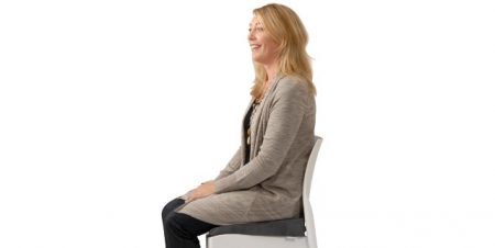 Wedge Chair Support