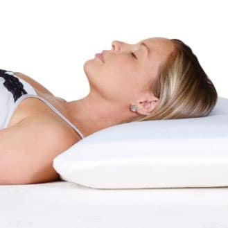 Cooling Pillow with Memory Foam
