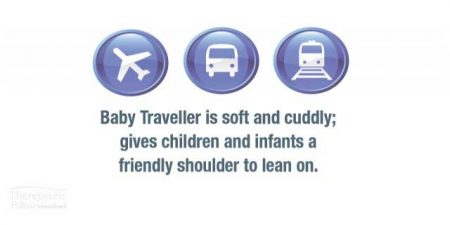 Baby Travel Pillow Features