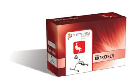 compact pedal exerciser