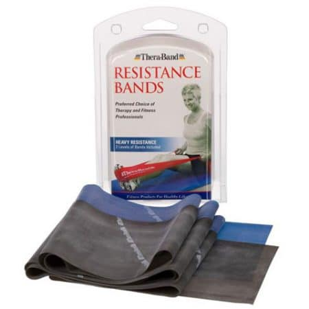 Theraband Resistance Exercise Bands